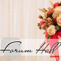 Forum Hall- бездоганний вибір!